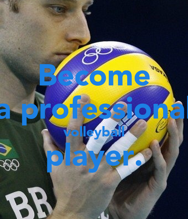 how to become a volleyball player libero