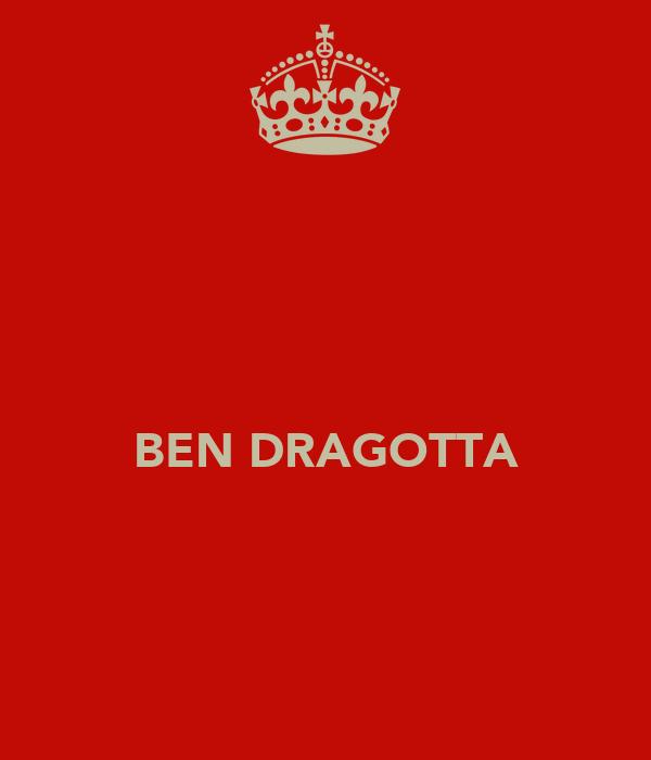 BEN DRAGOTTA