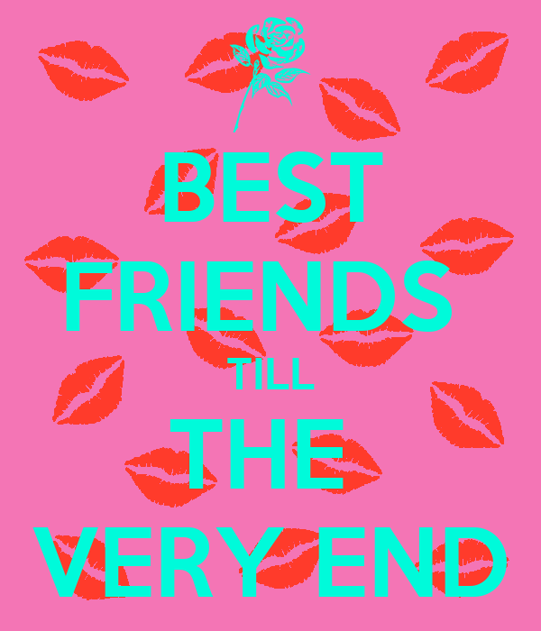 friends till the end essay