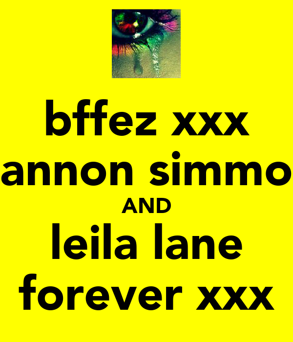 bffez xxx shannon simmons AND leila lane forever xxx