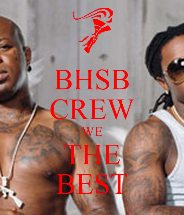 BHSB CREW WE THE BEST