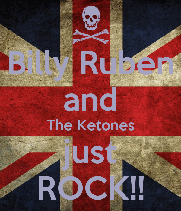 Billy Ruben and The Ketones just ROCK!!