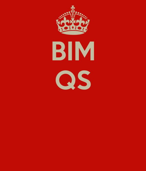 BIM QS