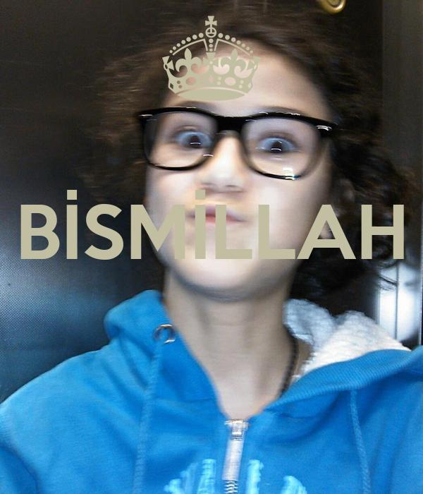 BİSMİLLAH
