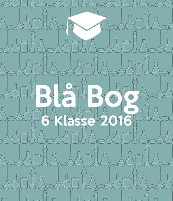 Blå Bog 6 Klasse 2016
