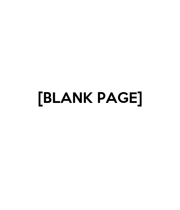 [BLANK PAGE]