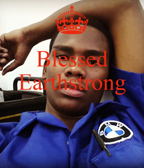 Blessed Earthstrong