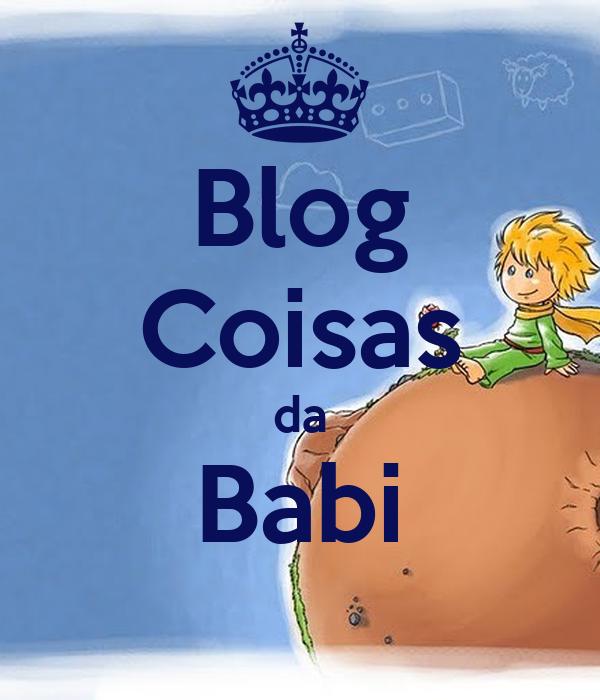 Blog Coisas da Babi