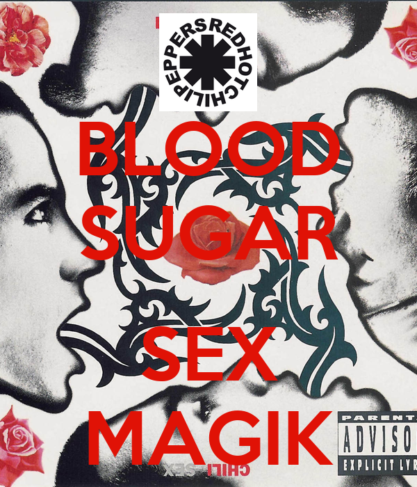 Blood sugar sex magic album