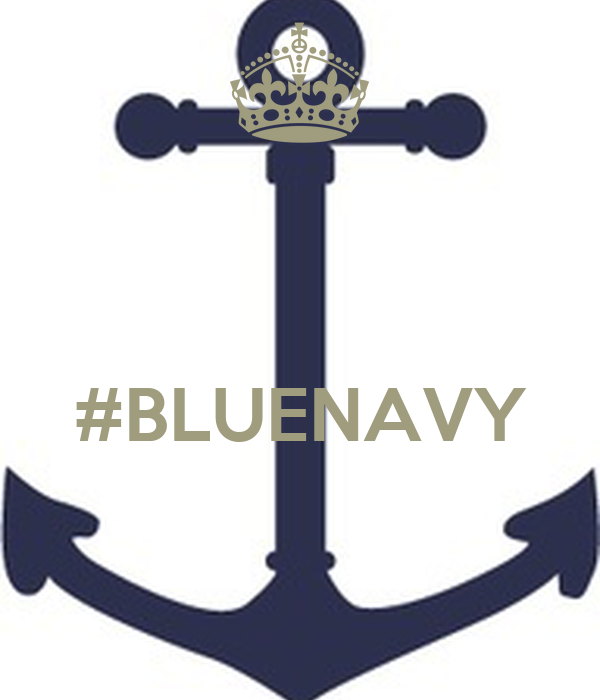 #BLUENAVY