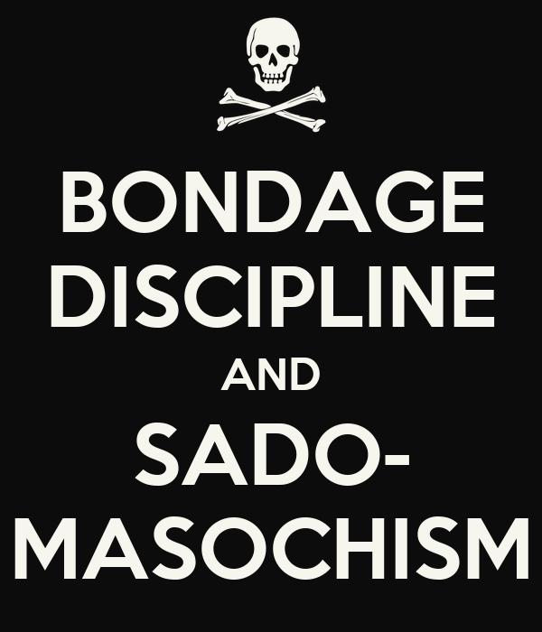 extreme bondage and discipline