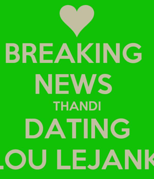 Breaking news english matchmaking