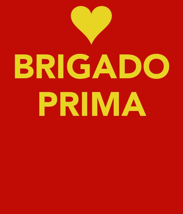 BRIGADO PRIMA