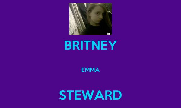 BRITNEY  EMMA  STEWARD