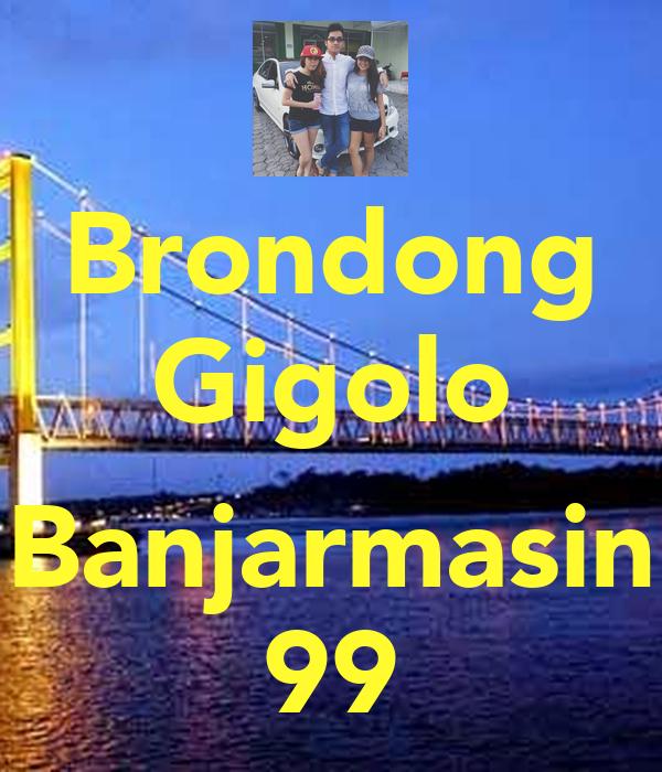 Brondong Gigolo  Banjarmasin 99