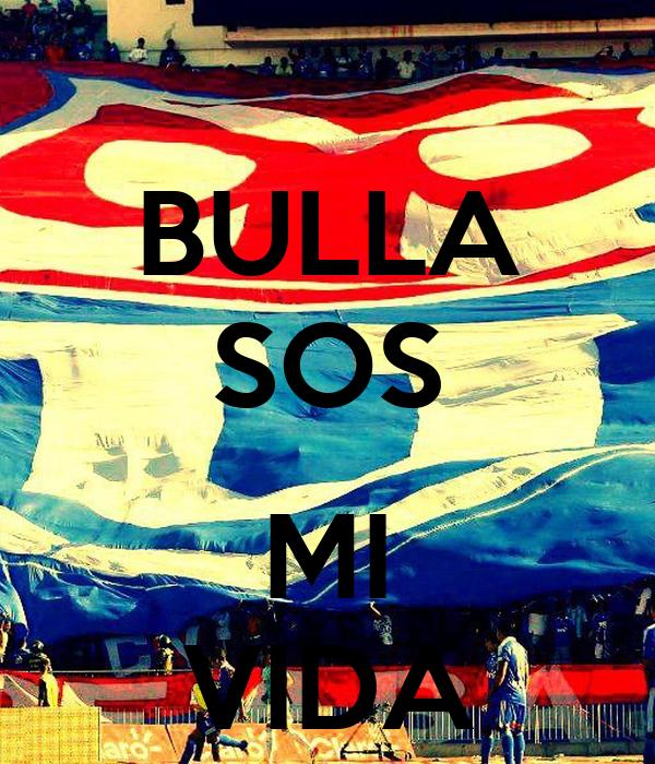 BULLA SOS  MI VIDA