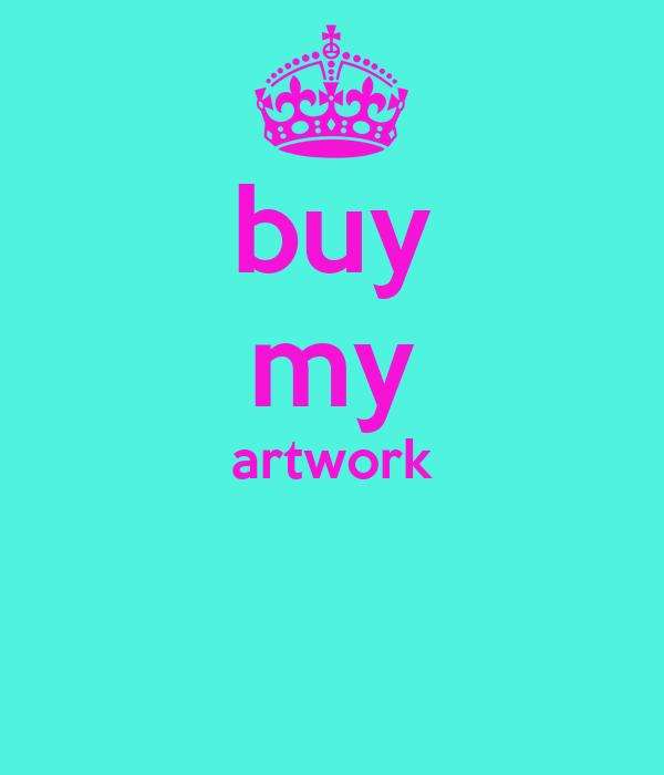 buy my artwork