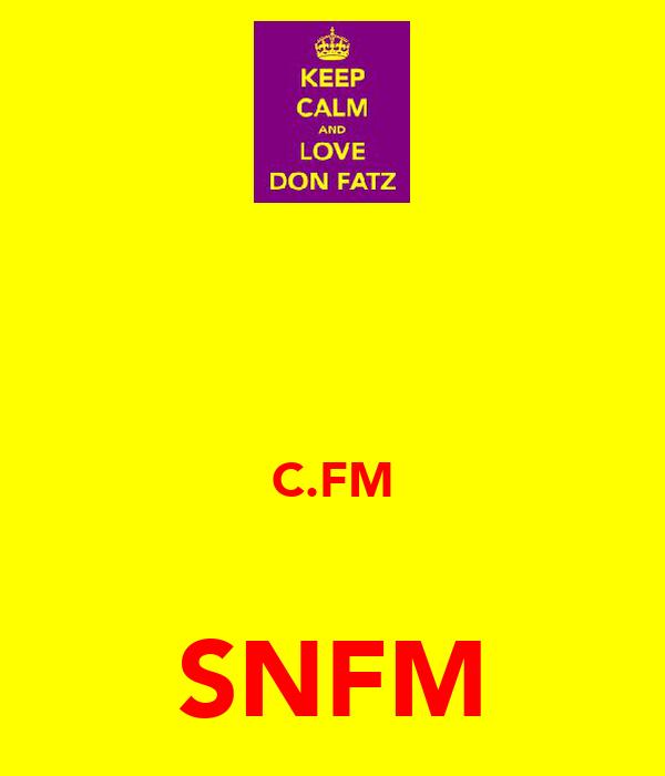 C.FM  SNFM
