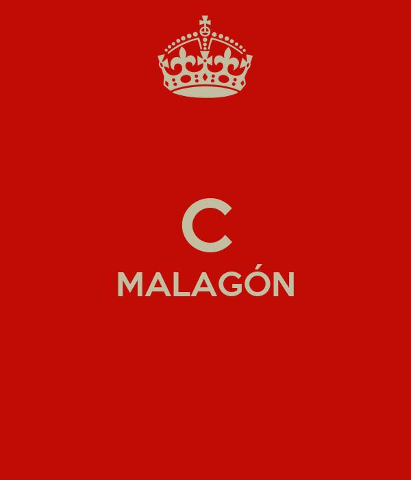 C MALAGÓN