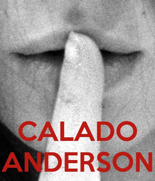 CALADO ANDERSON