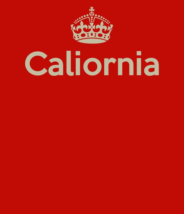 Caliornia
