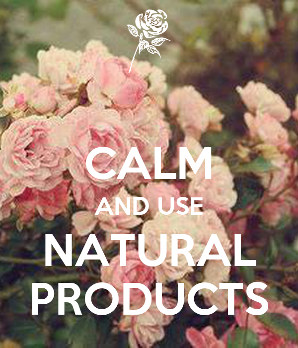 CALM AND USE NATURAL PRODUCTS