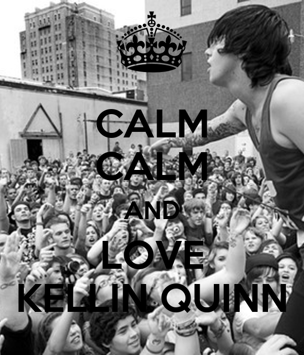 CALM CALM AND LOVE KELLIN QUINN