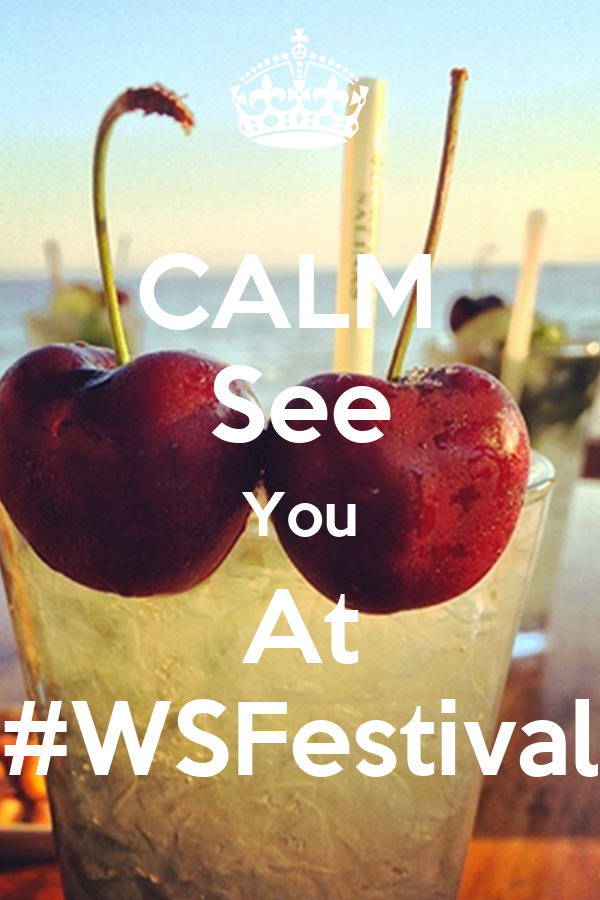 CALM  See You At #WSFestival