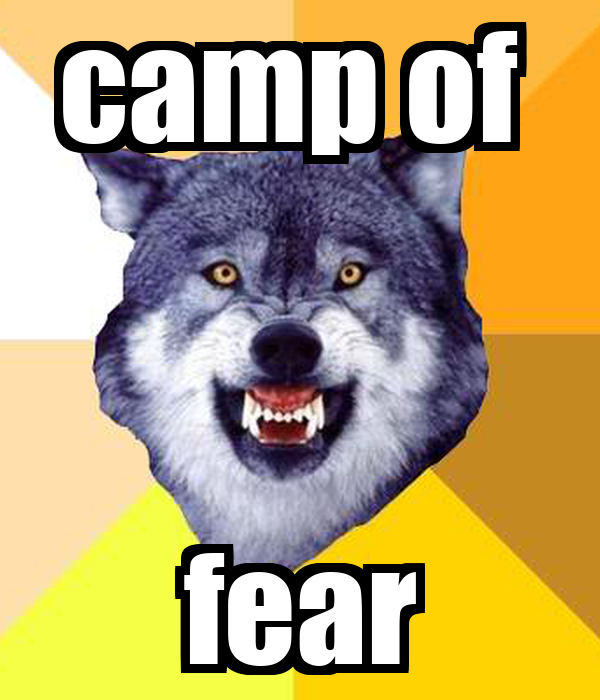 camp of  fear
