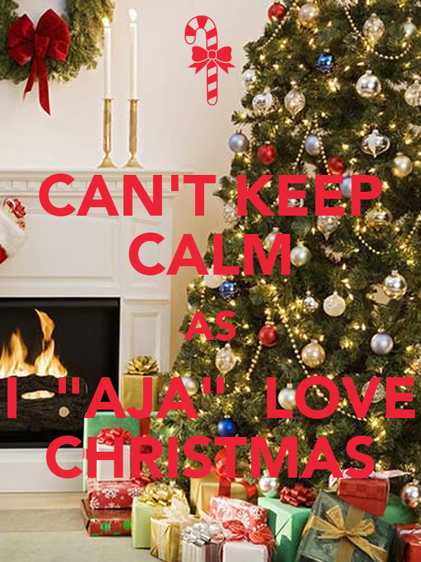 CAN\'T KEEP CALM AS I \