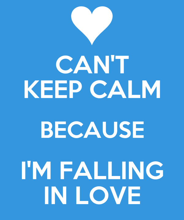 why do i keep falling in love