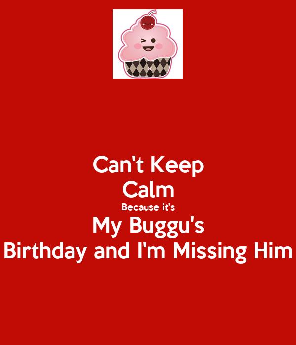 im missing him