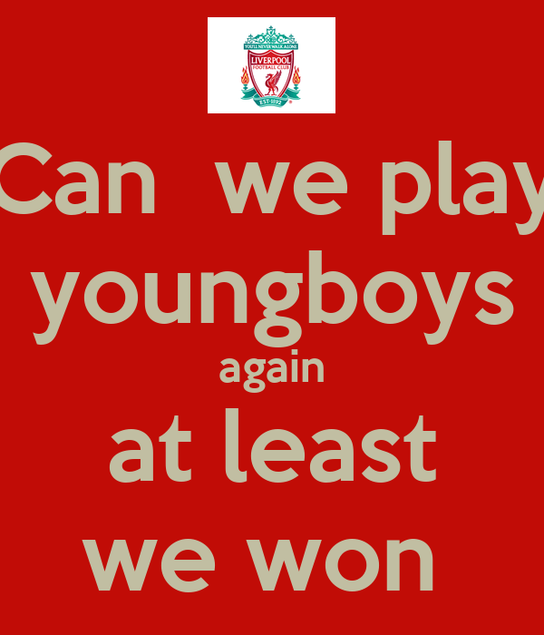 Can  we play youngboys again at least we won
