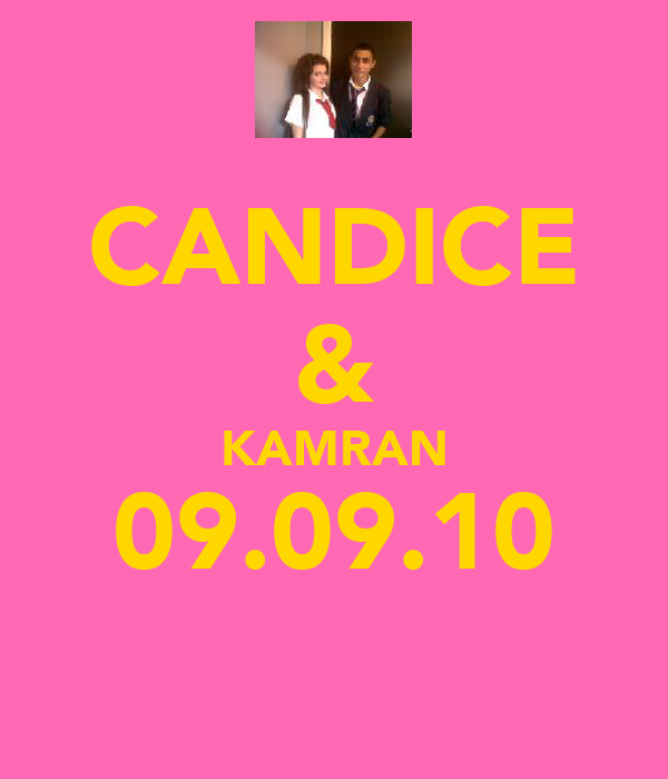 CANDICE & KAMRAN 09.09.10
