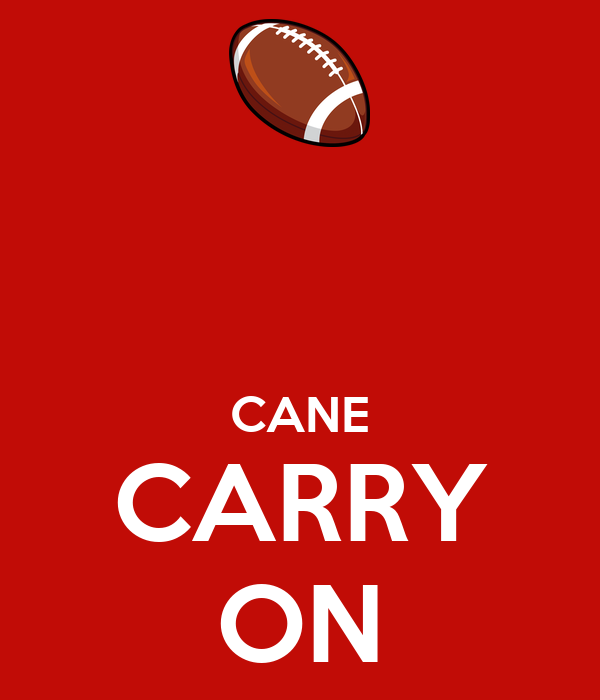 CANE CARRY ON