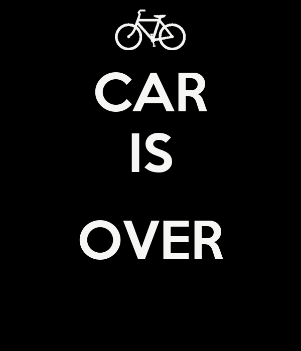 CAR IS  OVER