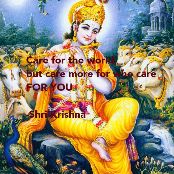 Care for the world,