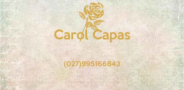 Carol Capas  (027)995166843