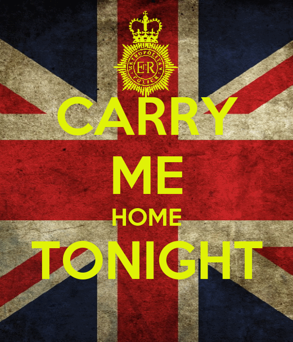 CARRY ME HOME TONIGHT