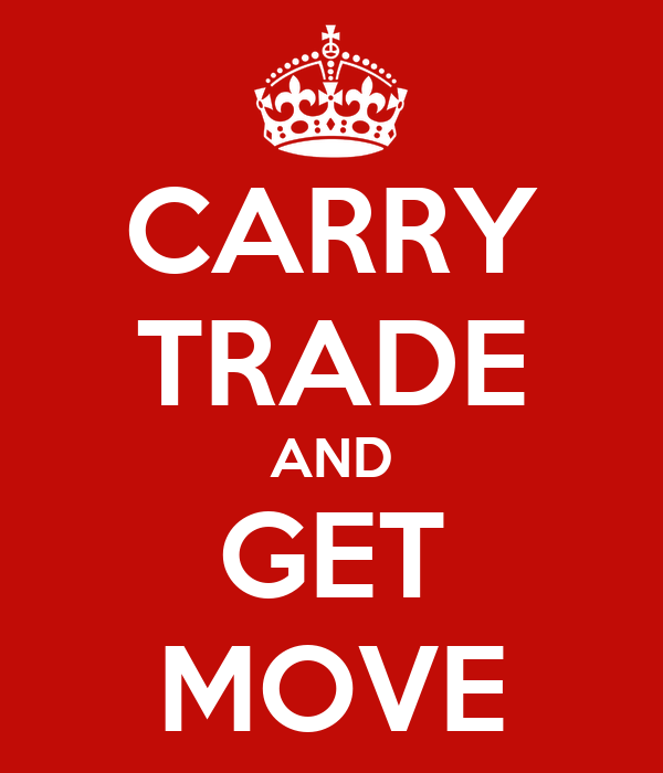 CARRY TRADE AND GET MOVE