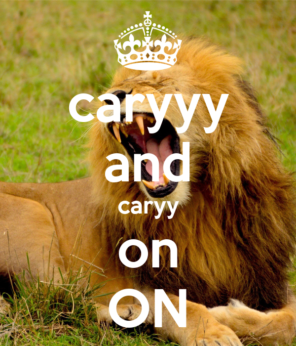 caryyy and caryy on ON
