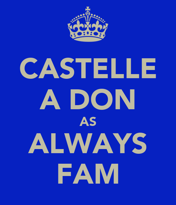 CASTELLE A DON AS ALWAYS FAM