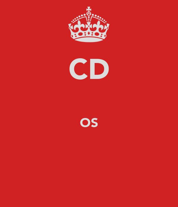 CD  OS
