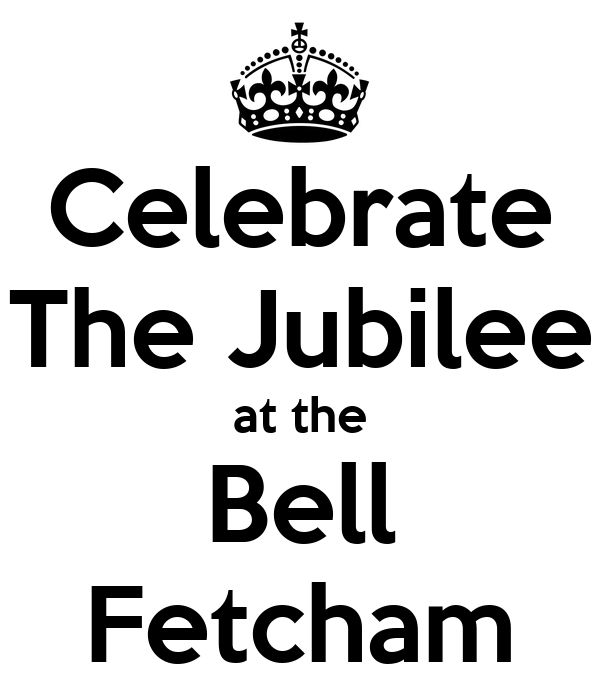 Celebrate The Jubilee at the Bell Fetcham
