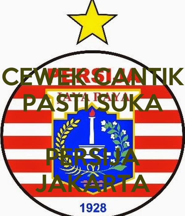 CEWEK CANTIK PASTI SUKA  PERSIJA JAKARTA