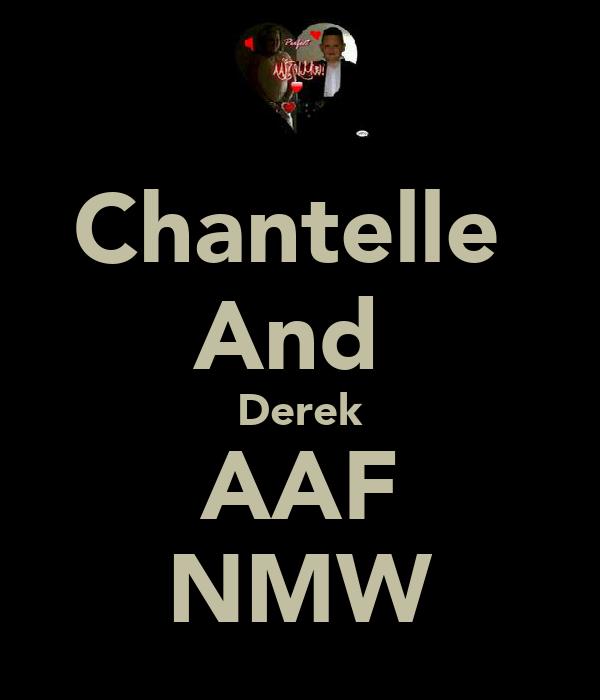 Chantelle  And  Derek AAF NMW