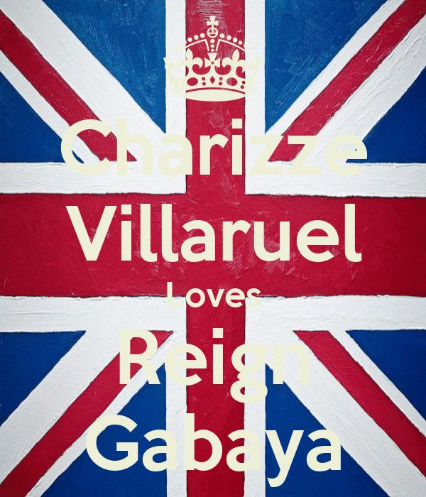 Charizze Villaruel Loves Reign Gabaya