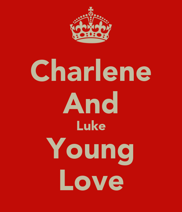 Charlene And Luke Young Love