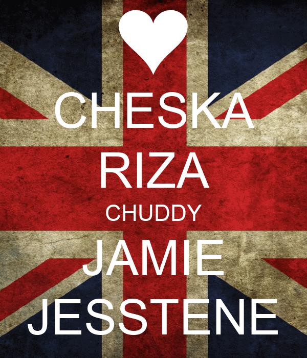 CHESKA RIZA CHUDDY JAMIE JESSTENE