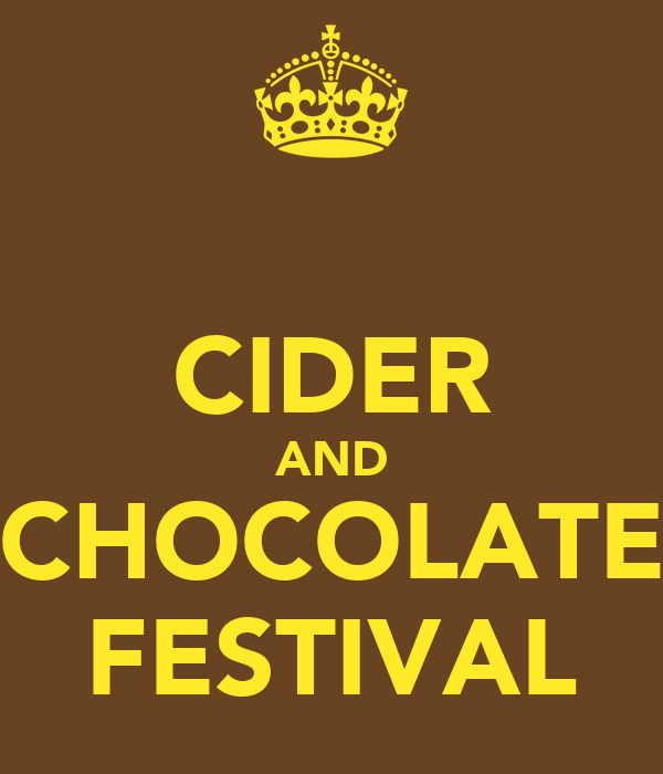 CIDER AND CHOCOLATE FESTIVAL